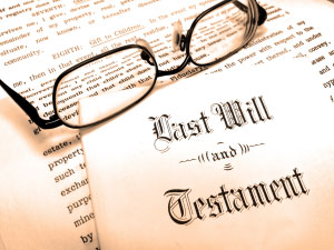 Last Will and Testiment